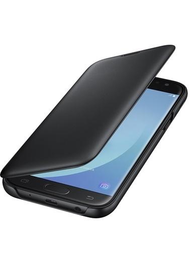 Samsung Samsung Galaxy J5 (2017) Uyumlu Wallet Cover Orjinal Telefon Kılıfı Renkli